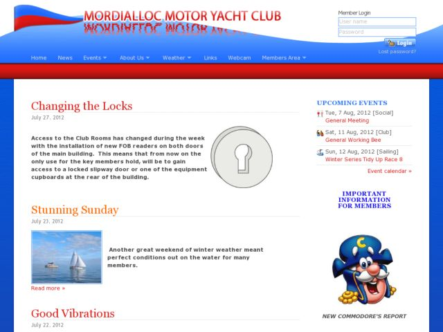 Mordialloc Motor Yacht Club