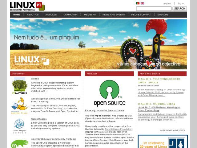 LINUX PT