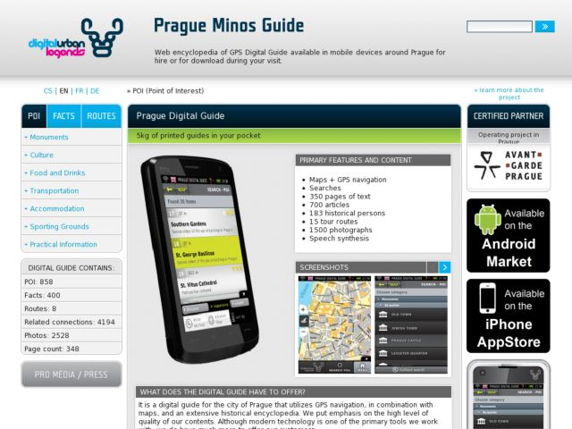 Prague Digital Guide
