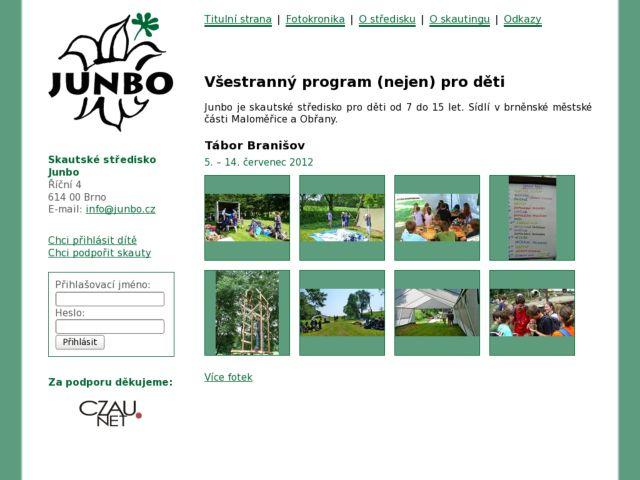 Skautské středisko Junbo