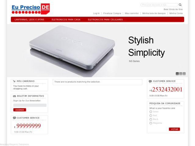 EuPrecisoDe.com.br