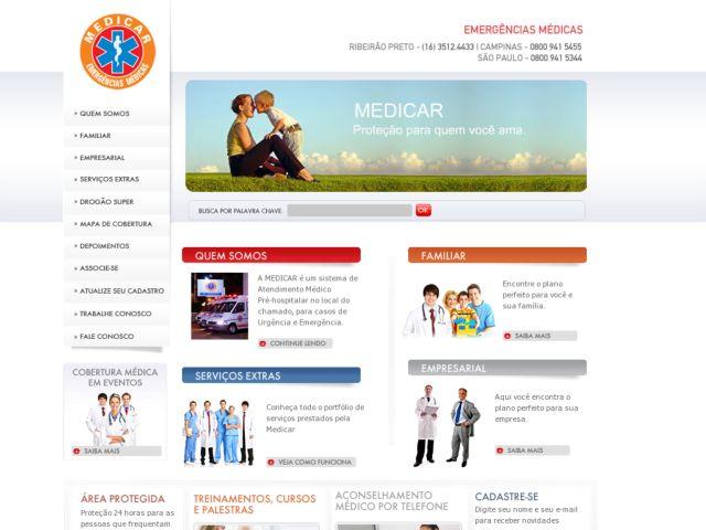 Medicar - Emergências Médicas