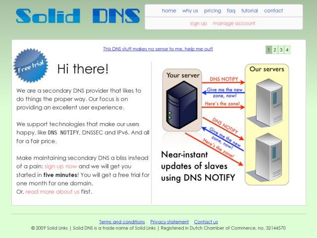 Solid DNS