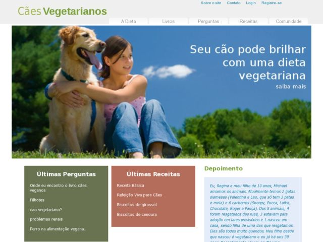 Vegetarian Dogs