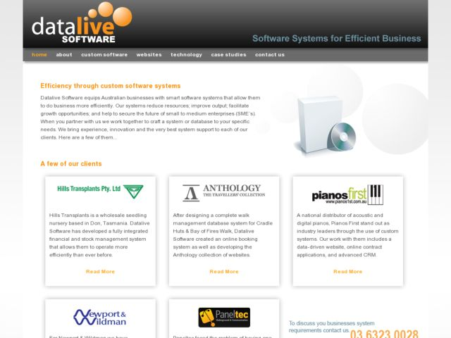 Datalive Software