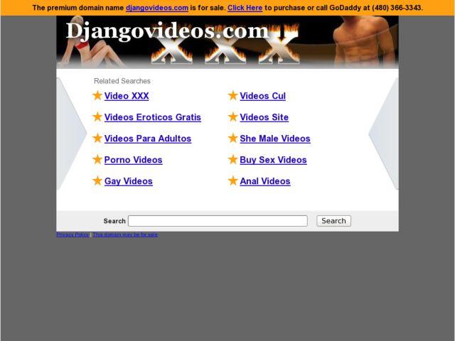 Videos about Django - The Web framework