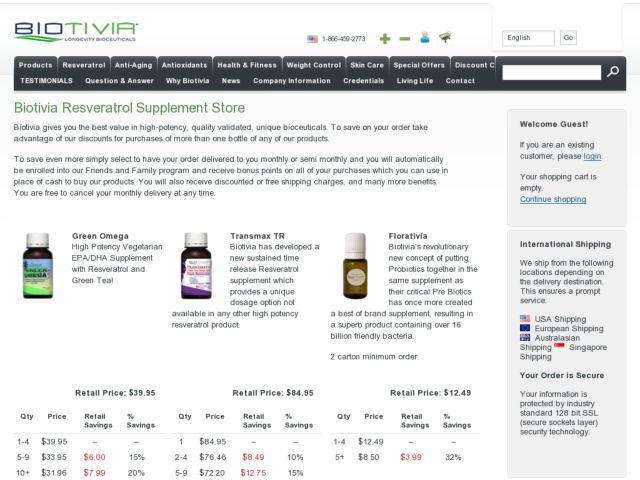 Biotivia.com