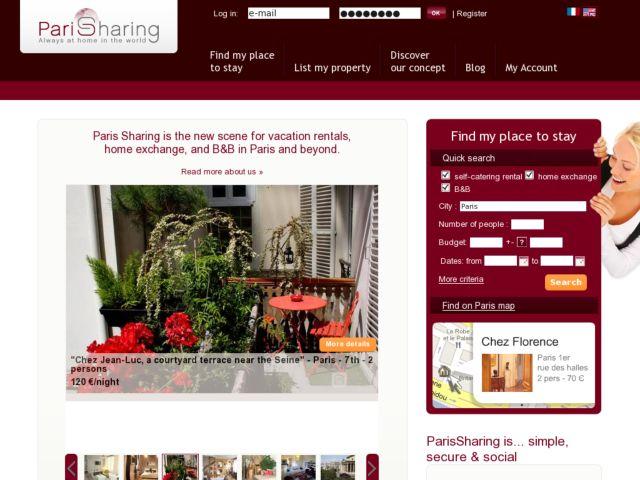Paris Sharing