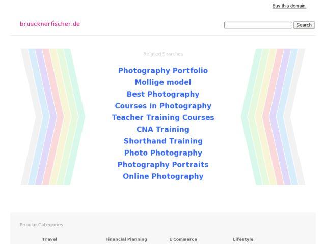 Brückner Fischer Fotografenagentur