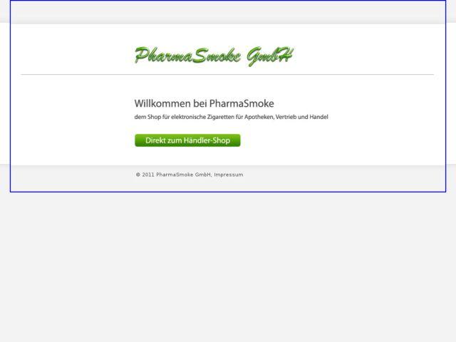 PharmaSmoke