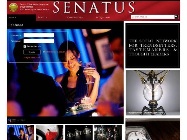 SENATUS