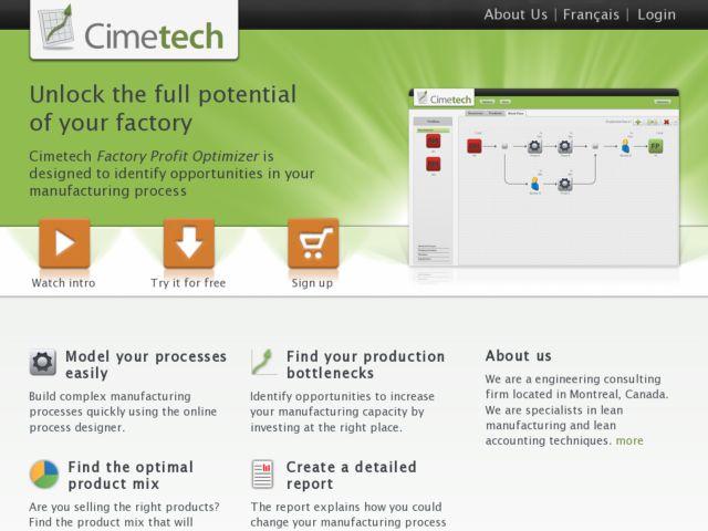 Cimetech
