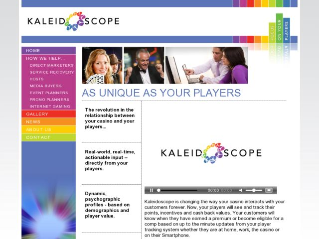 Kaleidoscope Network