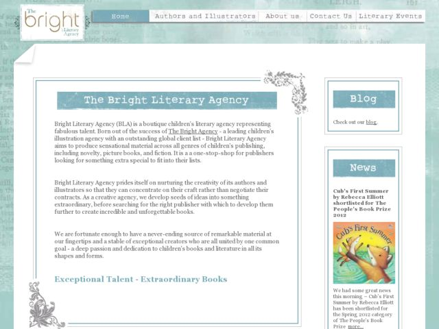 The Bright Literary Academy