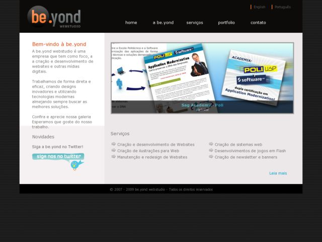 be.yond webstudio