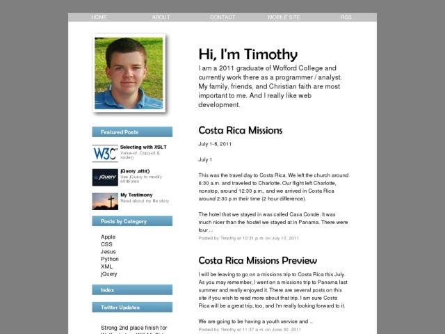 Timothy H. McClimon