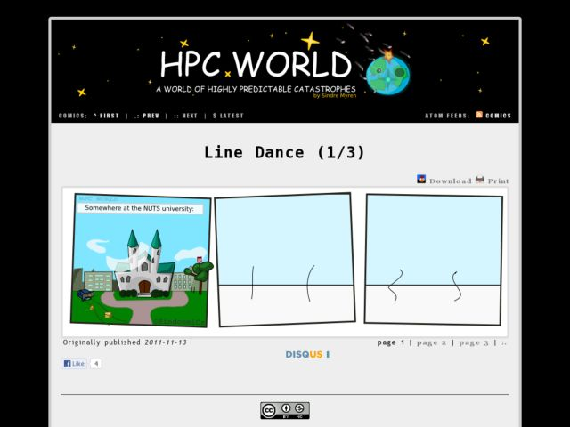 SindcomiCs - HPC World