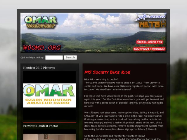 Ozark Mountain Amateur Radio