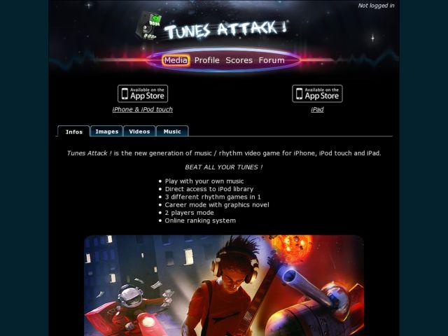 Tunes Attack !