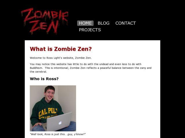 Zombie Zen