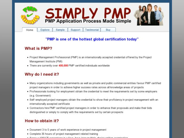 The ultimate guide to PMP Credential & Certification, Eligibility, Requirements, Application