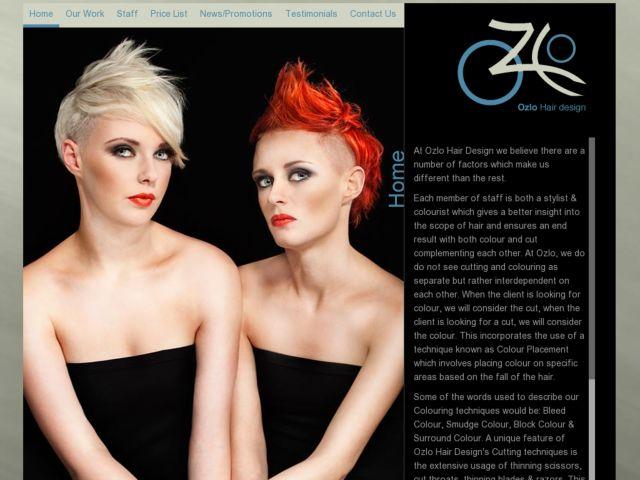 Ozlo Hair Design