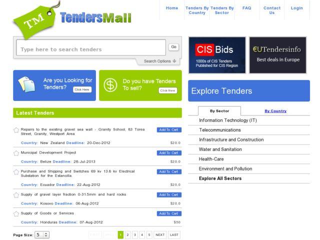 TendersMall