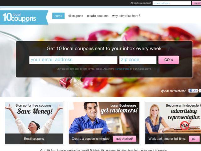 10LocalCoupons.com