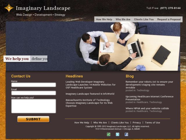 Imaginary Landscape, LLC