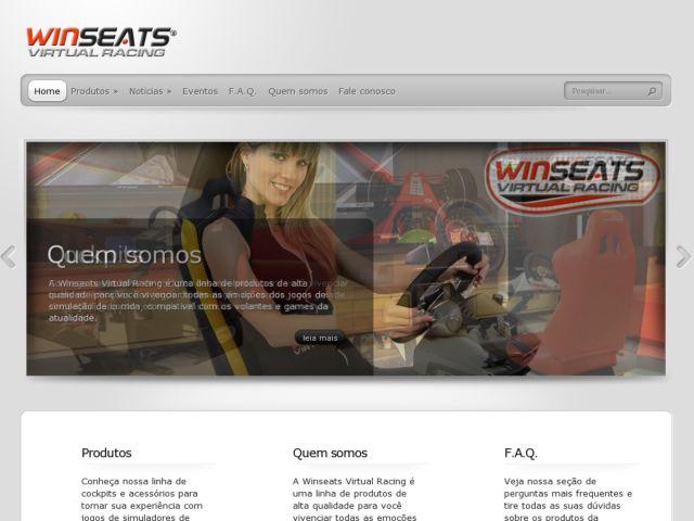 screenshot of Winseats