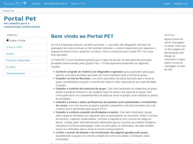 Portal Pet