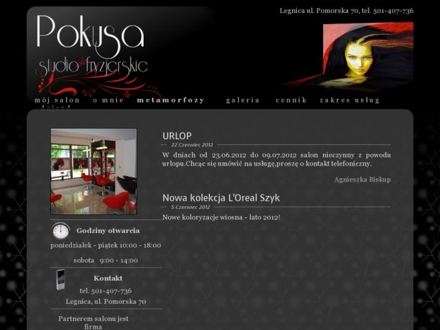 'Pokusa' Hairdressing Studio