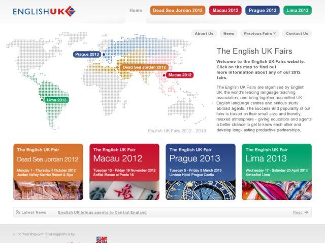 English UK Fairs