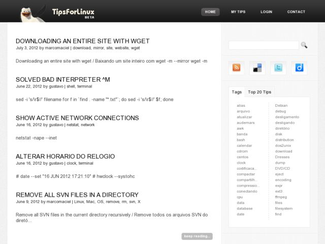 TipsForLinux