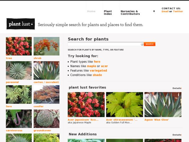 screenshot of Plantlust