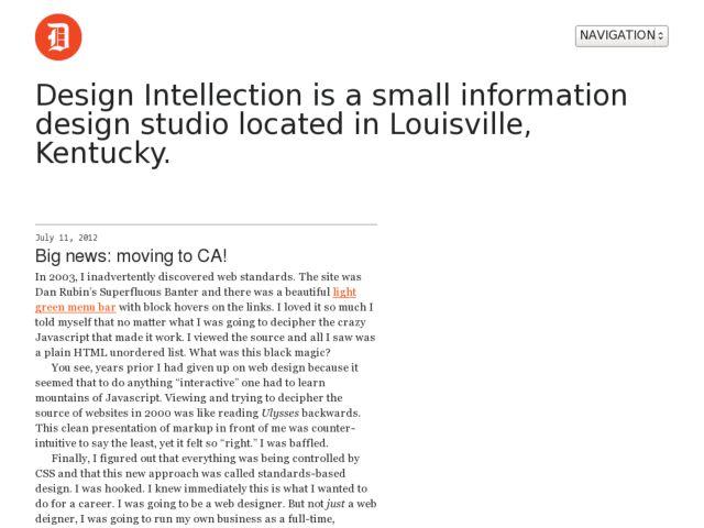 Design Intellection