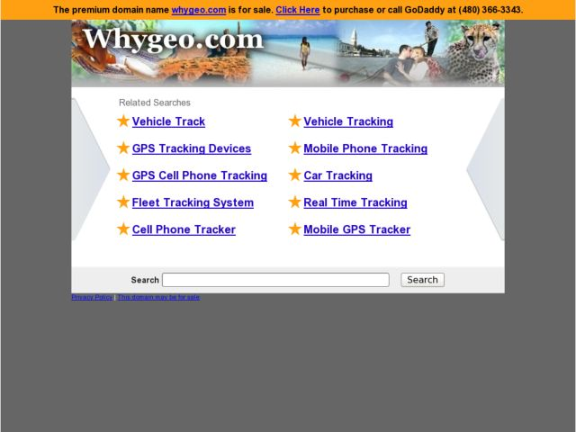 screenshot of WhyGeo: All Questions and Answers Geospatial