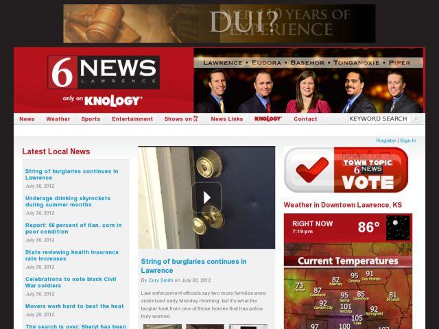 6newslawrence.com