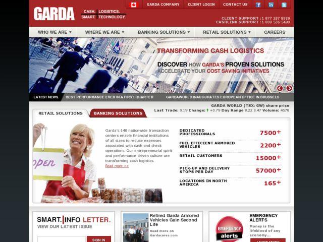 Garda Cash Logistics