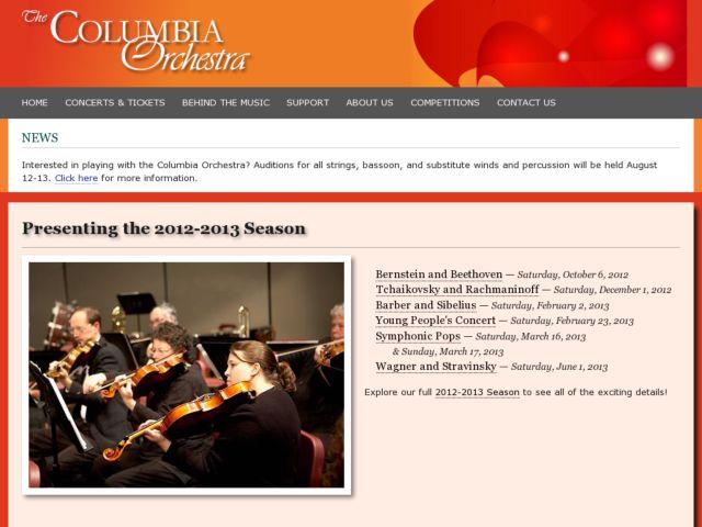 Columbia Orchestra