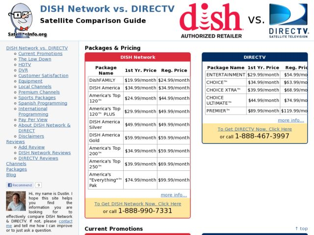 DISH Network vs DIRECTV
