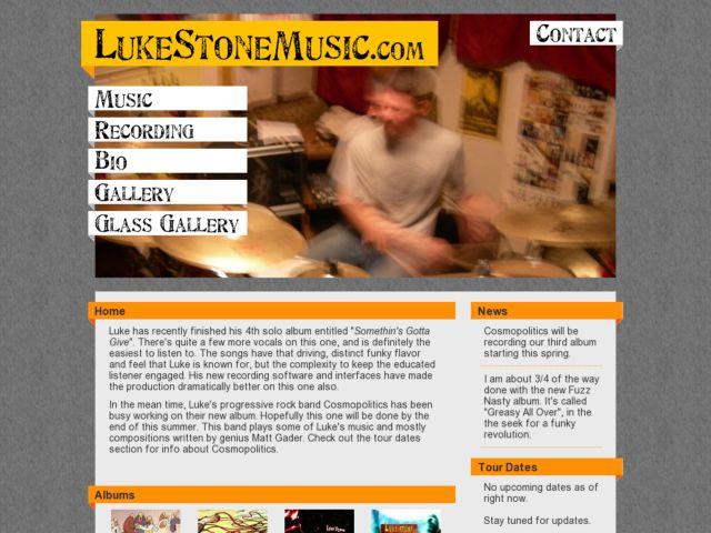 Luke Stone Music