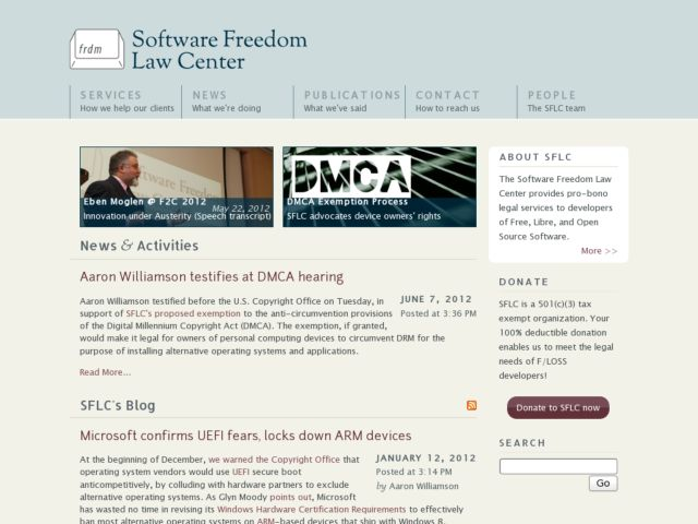 Software Freedom Law Center