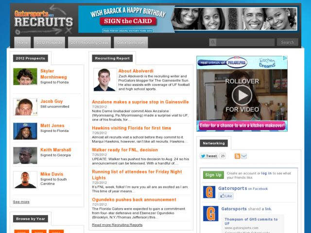 Gatorsports.com Recruits