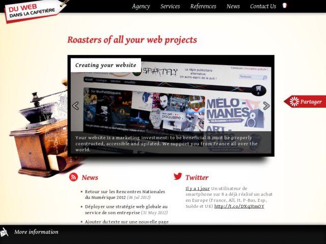 Agence Web Poitiers La Rochelle