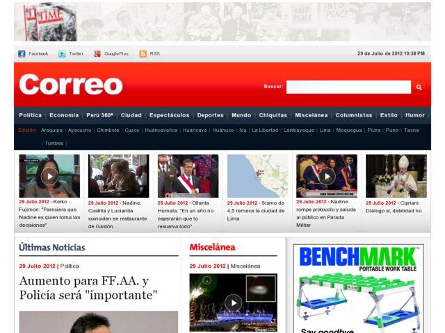 Diario Correo Peru