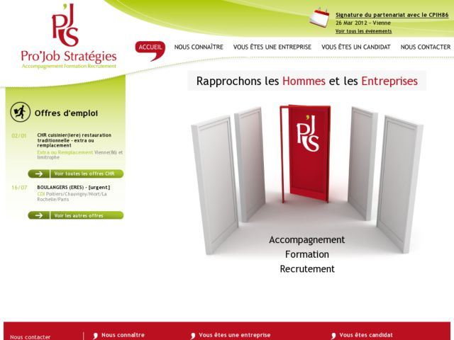 Pro'Job Stratégies
