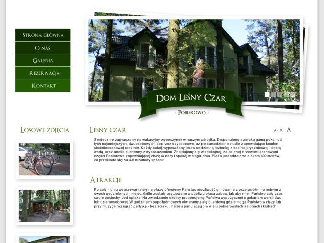 Dom Leśny Czar