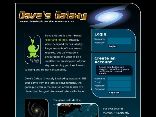 Dave's Galaxy