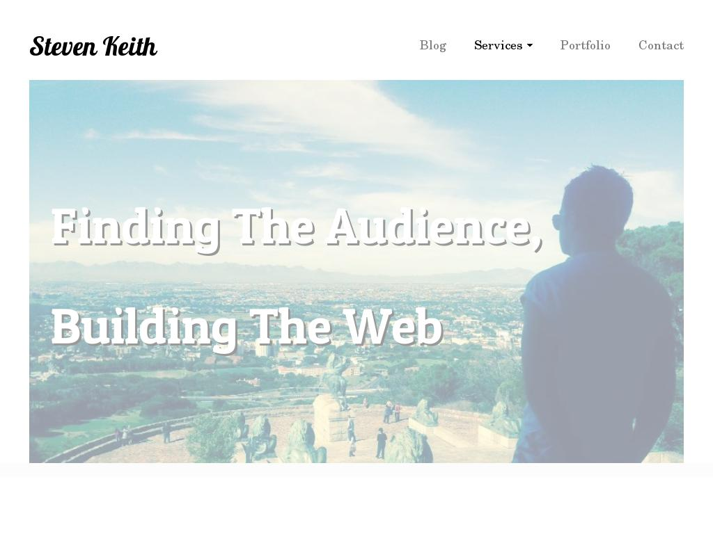 Steven Keith Digital Marketing & Web Development
